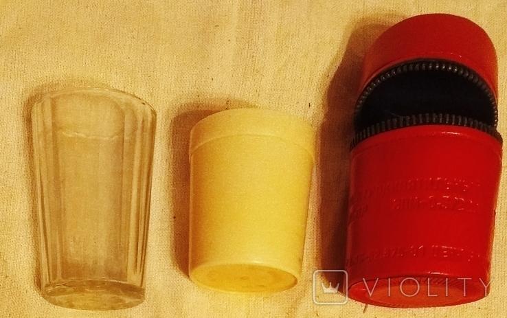 Электрокипятильный набор дорожный СССР ГОСТ 81 гарантийный талон, фото №3