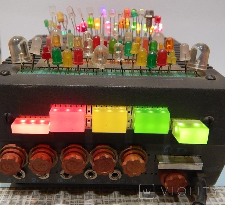 Прибор для проверки любых светодиодов, фото №5