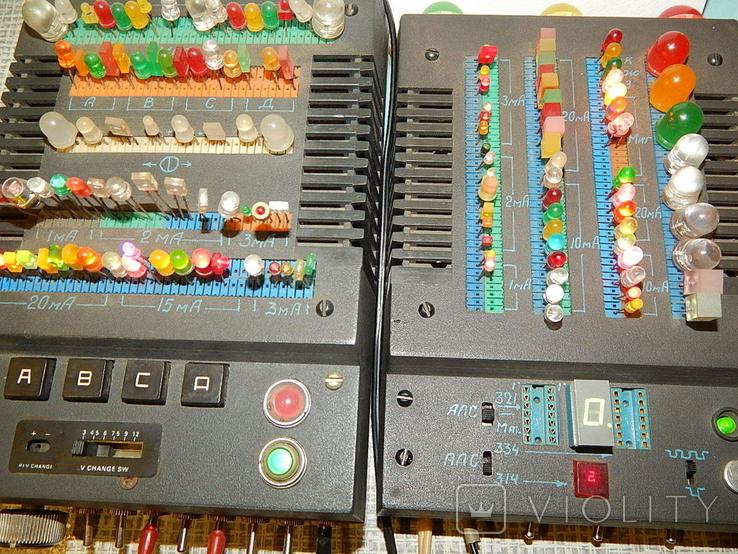 Прибор для проверки любых светодиодов, фото №9