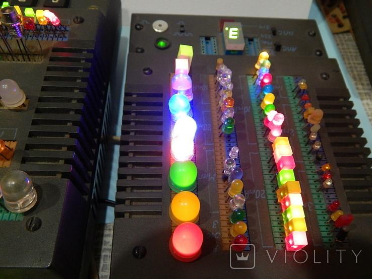 Прибор для проверки любых светодиодов, фото №11