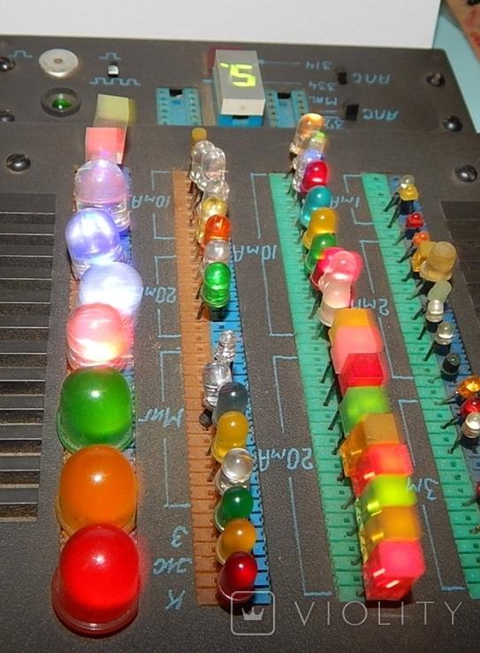 Прибор для проверки любых светодиодов, фото №12