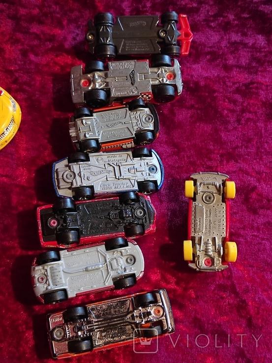 Машинки Hot Wheels 10 штук + разные, фото №4