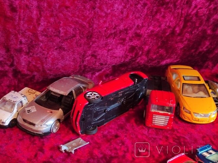 Машинки Hot Wheels 10 штук + разные, фото №8