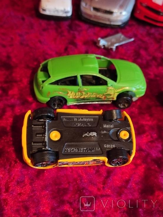 Машинки Hot Wheels 10 штук + разные, фото №11