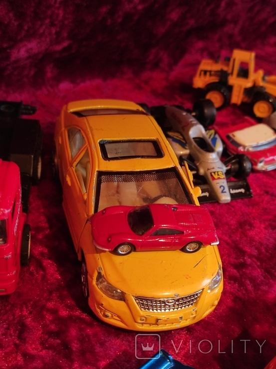 Машинки Hot Wheels 10 штук + разные, фото №12