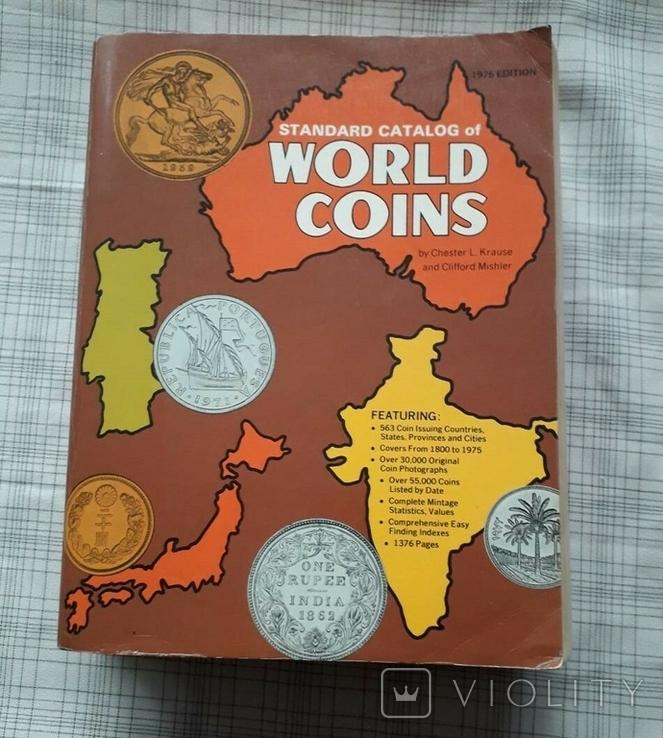 World Coins. Монеты мира., фото №2