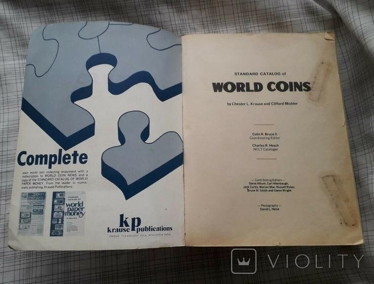 World Coins. Монеты мира., фото №5