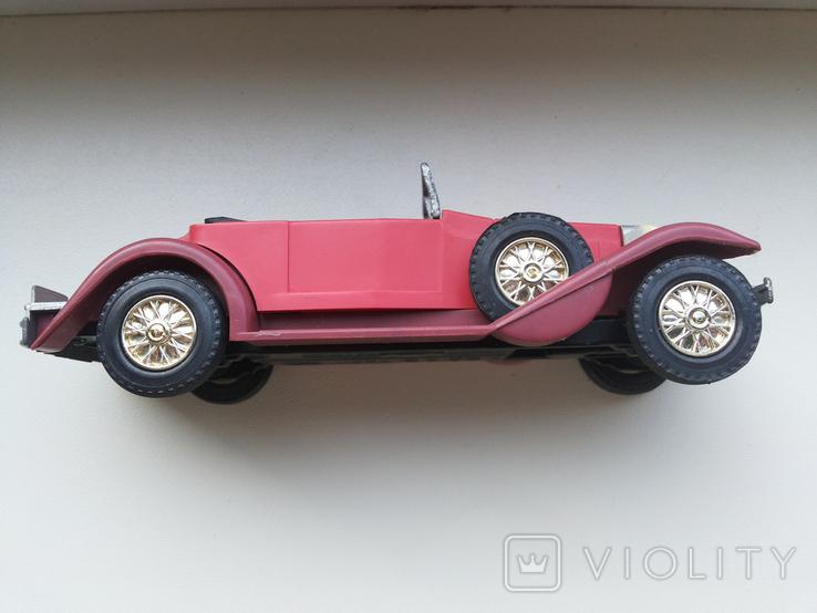 Автомобиль ИА-1933 со сложенным тентом СССР Северодонецк, фото №6