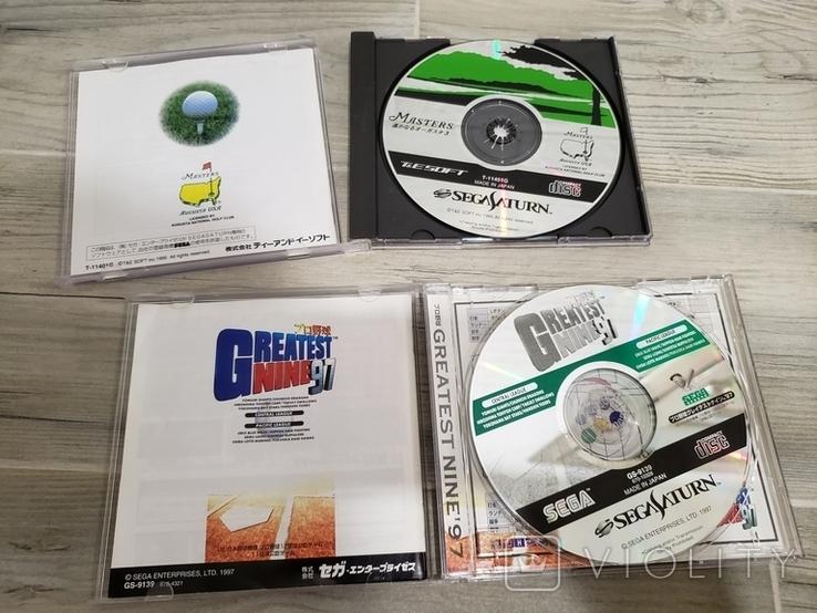 Ігри під Sega Saturn, фото №4