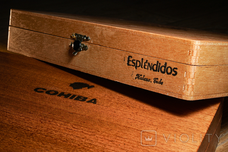 Сигары COHIBA Esplendidos, фото №7