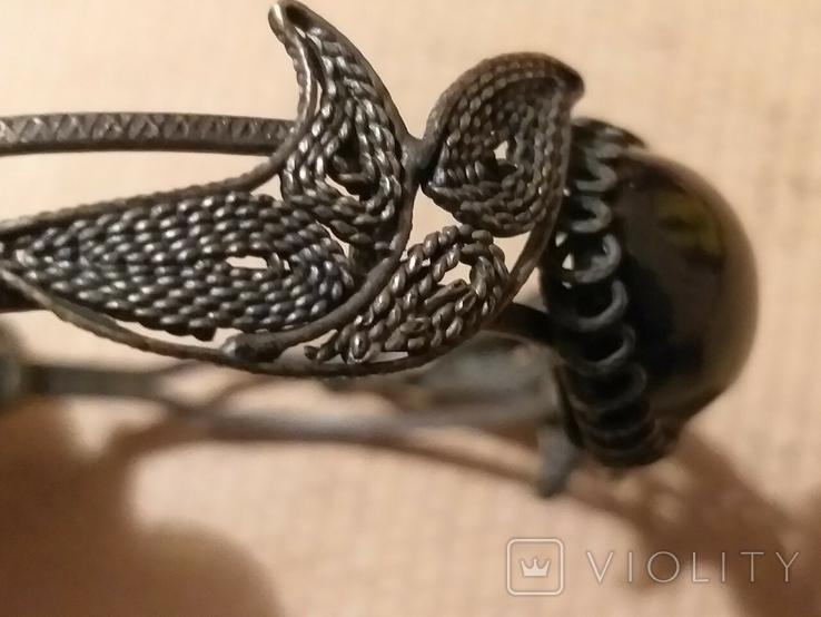 Винтажный браслет., фото №3