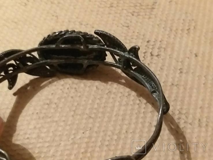 Винтажный браслет., фото №7