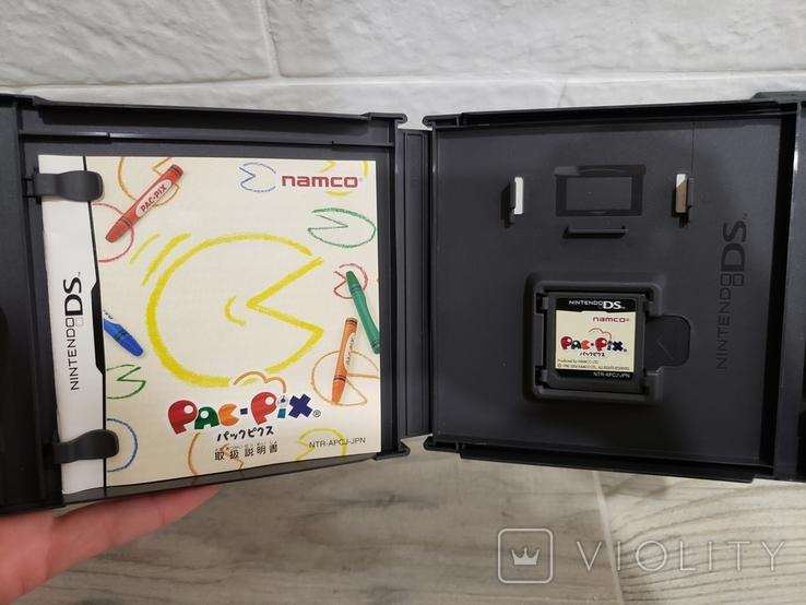 Pac-Pix (Nintendo DS), фото №4