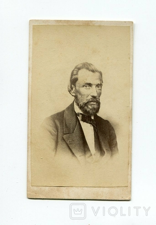 Фото Поэт Никитин Иван Саввич (1824-1861)