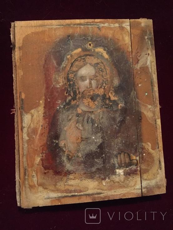 Иконка Иисуса, фото №2