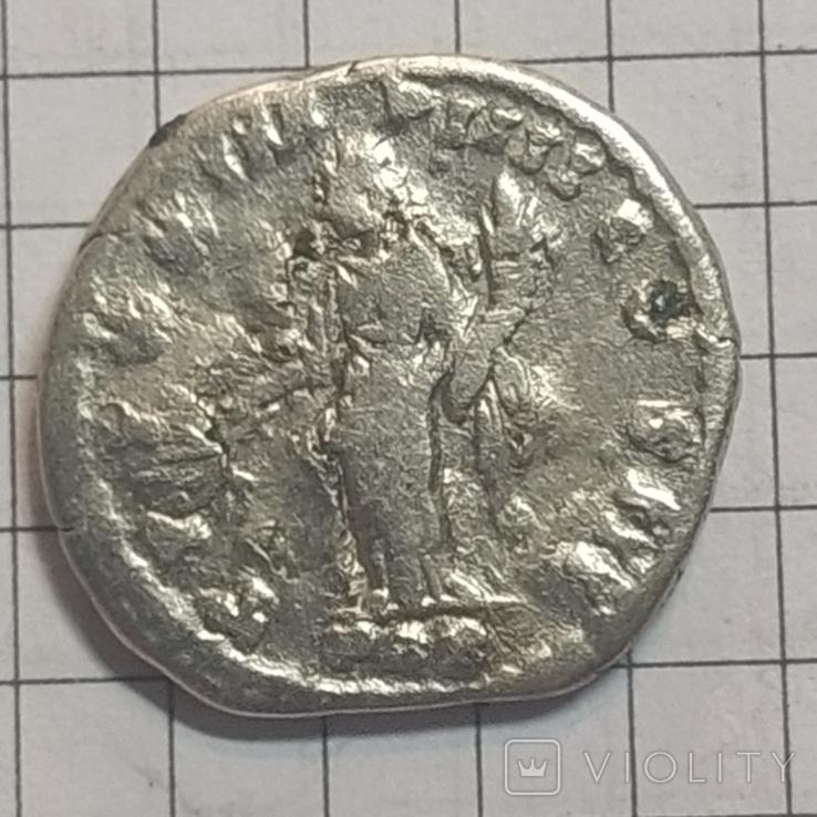 Динарій 161-180рр. Аврелій, фото №3