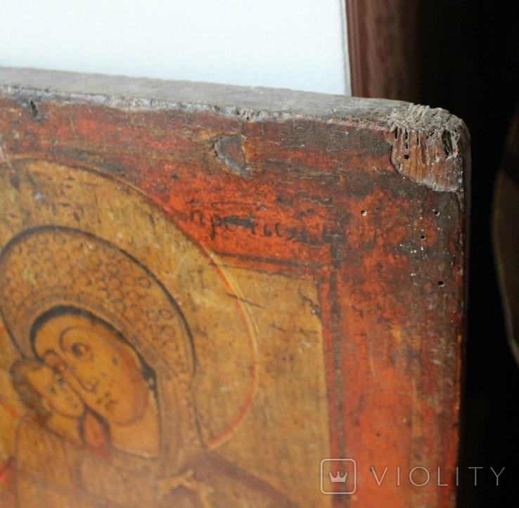 Ікона Богородиця з Дитям, фото №5