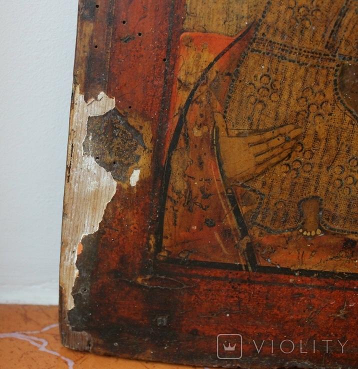 Ікона Богородиця з Дитям, фото №6