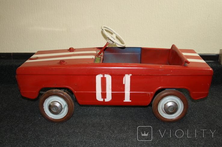 Педальный автомобиль №1, фото №2