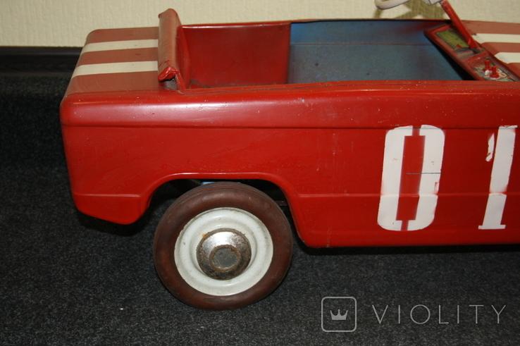 Педальный автомобиль №1, фото №3