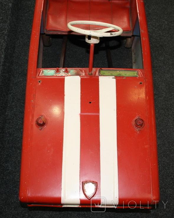 Педальный автомобиль №1, фото №8