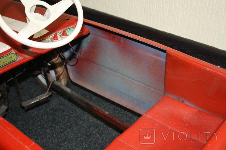 Педальный автомобиль №1, фото №9
