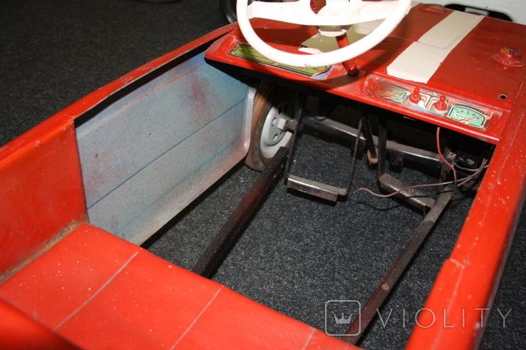Педальный автомобиль №1, фото №10