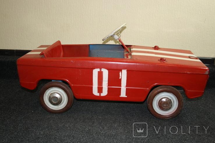 Педальный автомобиль №1, фото №12