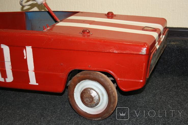 Педальный автомобиль №1, фото №13