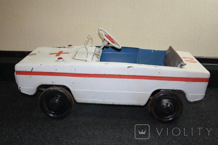 Педальный автомобиль №2, фото №2