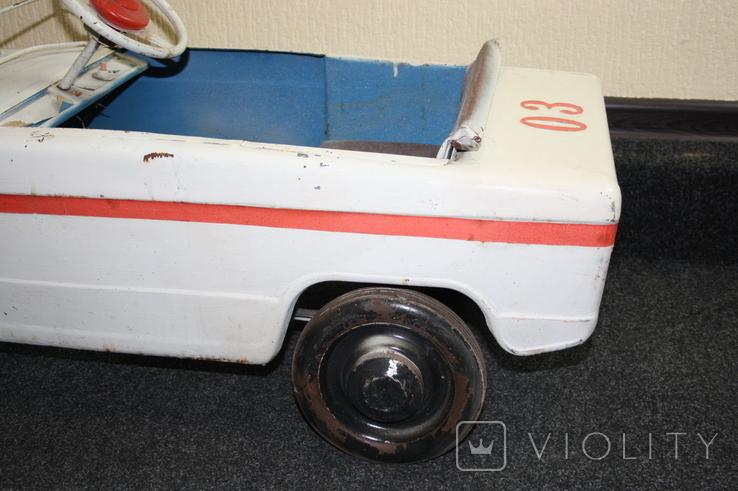 Педальный автомобиль №2, фото №4