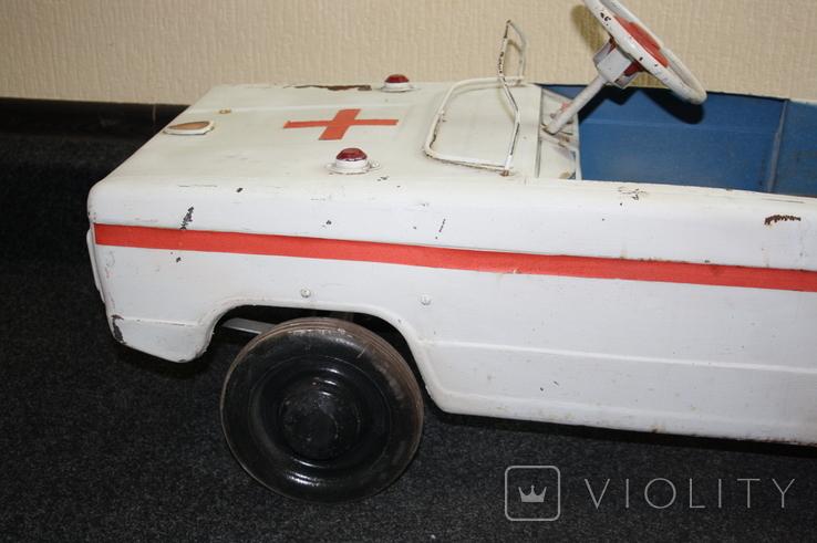 Педальный автомобиль №2, фото №5
