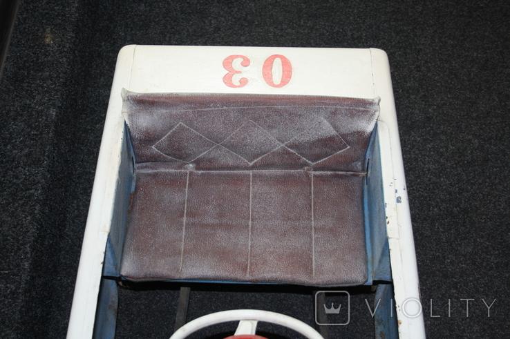 Педальный автомобиль №2, фото №7