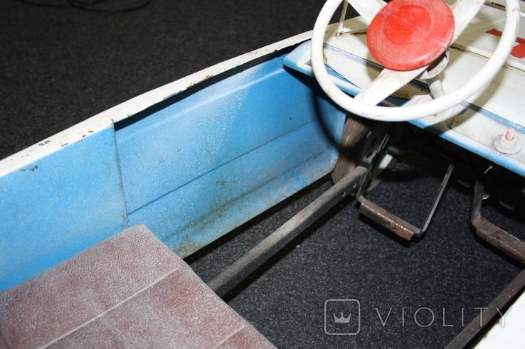 Педальный автомобиль №2, фото №10