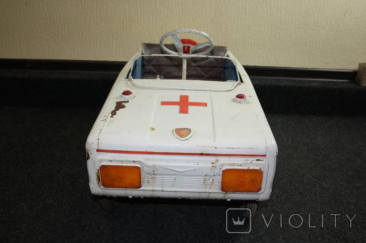 Педальный автомобиль №2, фото №11