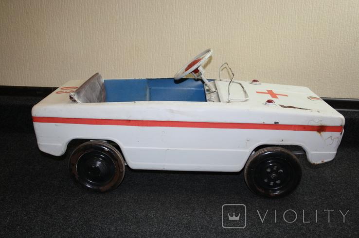 Педальный автомобиль №2, фото №12
