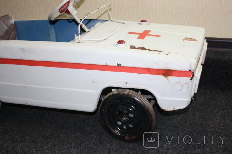 Педальный автомобиль №2, фото №13
