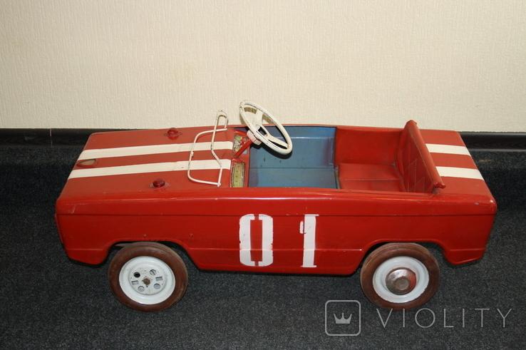 Педальный автомобиль №3, фото №2