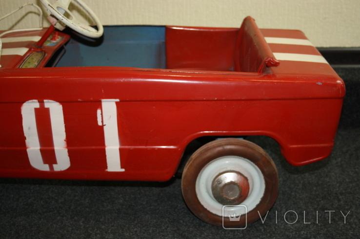 Педальный автомобиль №3, фото №5
