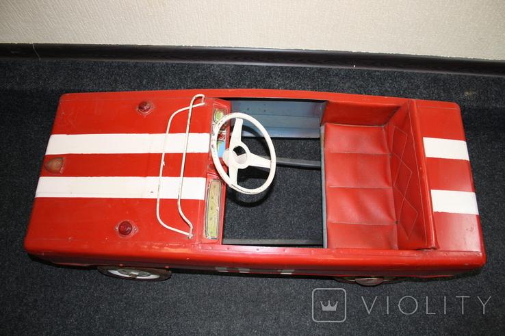 Педальный автомобиль №3, фото №6