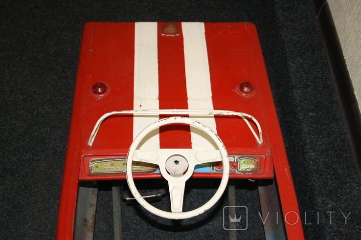 Педальный автомобиль №3, фото №8