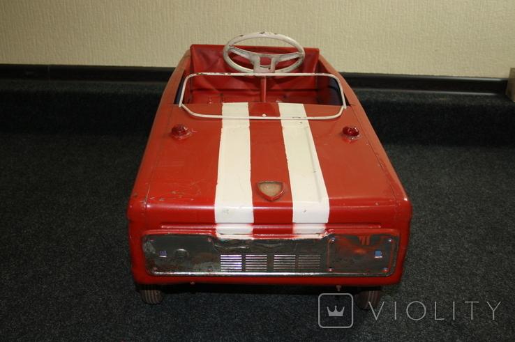 Педальный автомобиль №3, фото №9