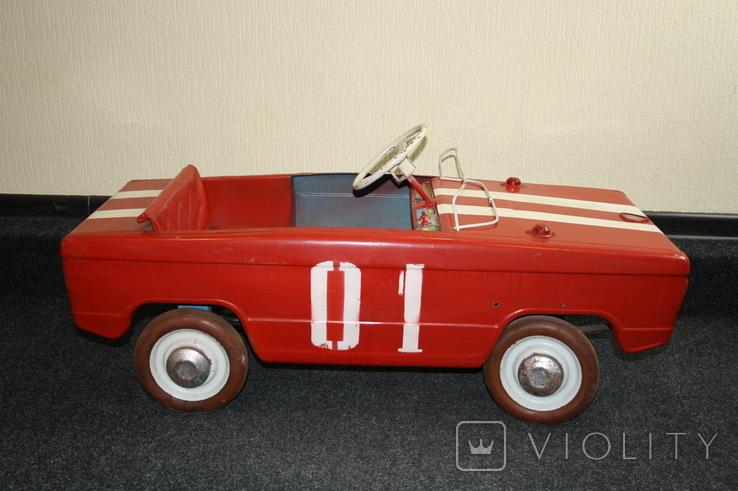 Педальный автомобиль №3, фото №10