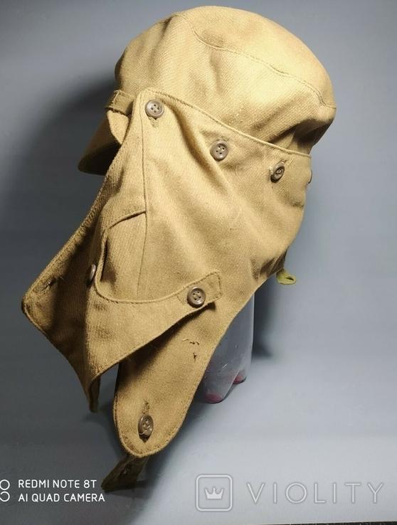 Кепка - шлем матерчатый Сирийка ( Афганка , Чернобылька ) 57 размер., фото №5