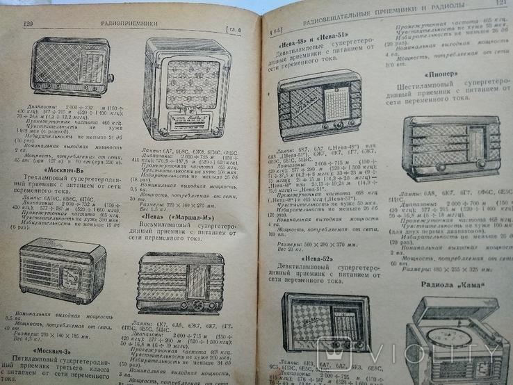 Справочник радиолюбителя 1955г., фото №5