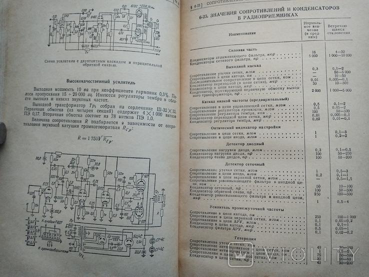 Справочник радиолюбителя 1955г., фото №8