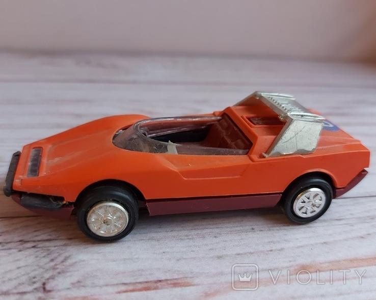 Машинка спортивная СССР, фото №4