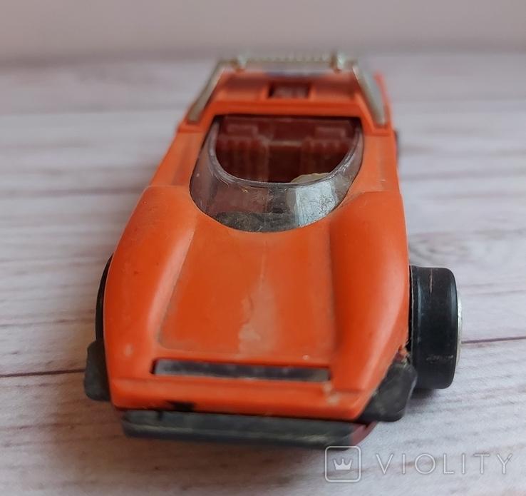Машинка спортивная СССР, фото №6