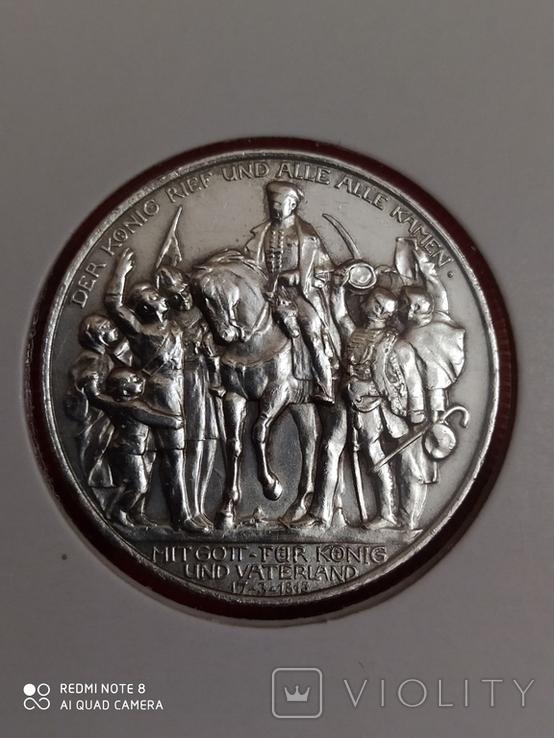 2 Марки 1913 год. Пруссия., фото №2