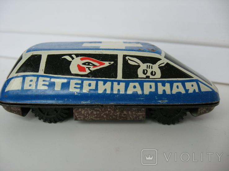 """Машинка """"Ветеринарная"""", фото №3"""
